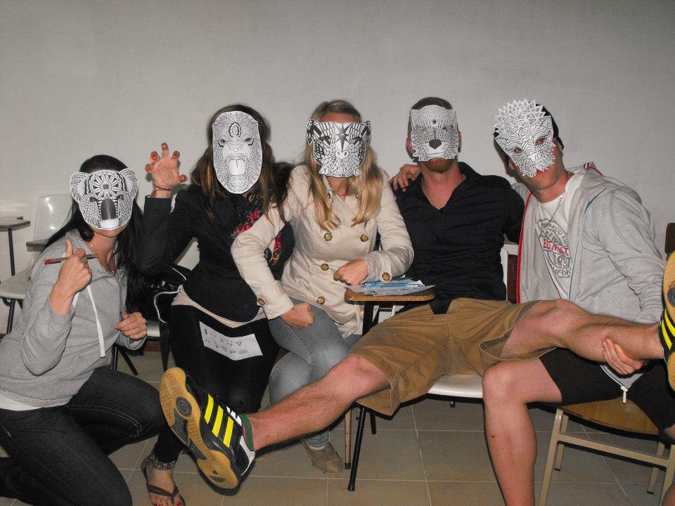 mask-evening